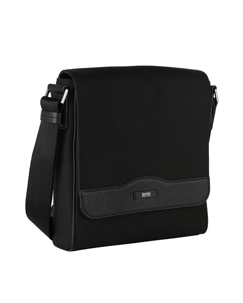 Boss Τσάντα ώμου Signature L_NS flap 50311767   δωρα είδη ταξιδιού   σακίδια