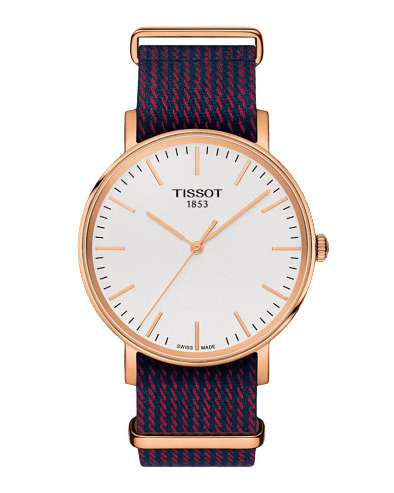 Ρολόι TISSOT T-Classic Everytime T1094103803100   brands tissot t classic