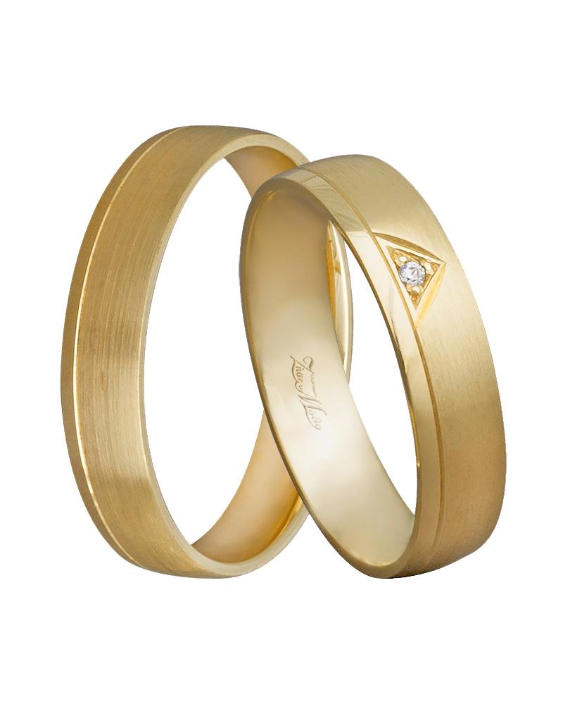 Βέρα χειροποίητη K14 σε χρυσό XV00560   γαμοσ βέρες γάμου   αρραβώνα βέρες χρυσές