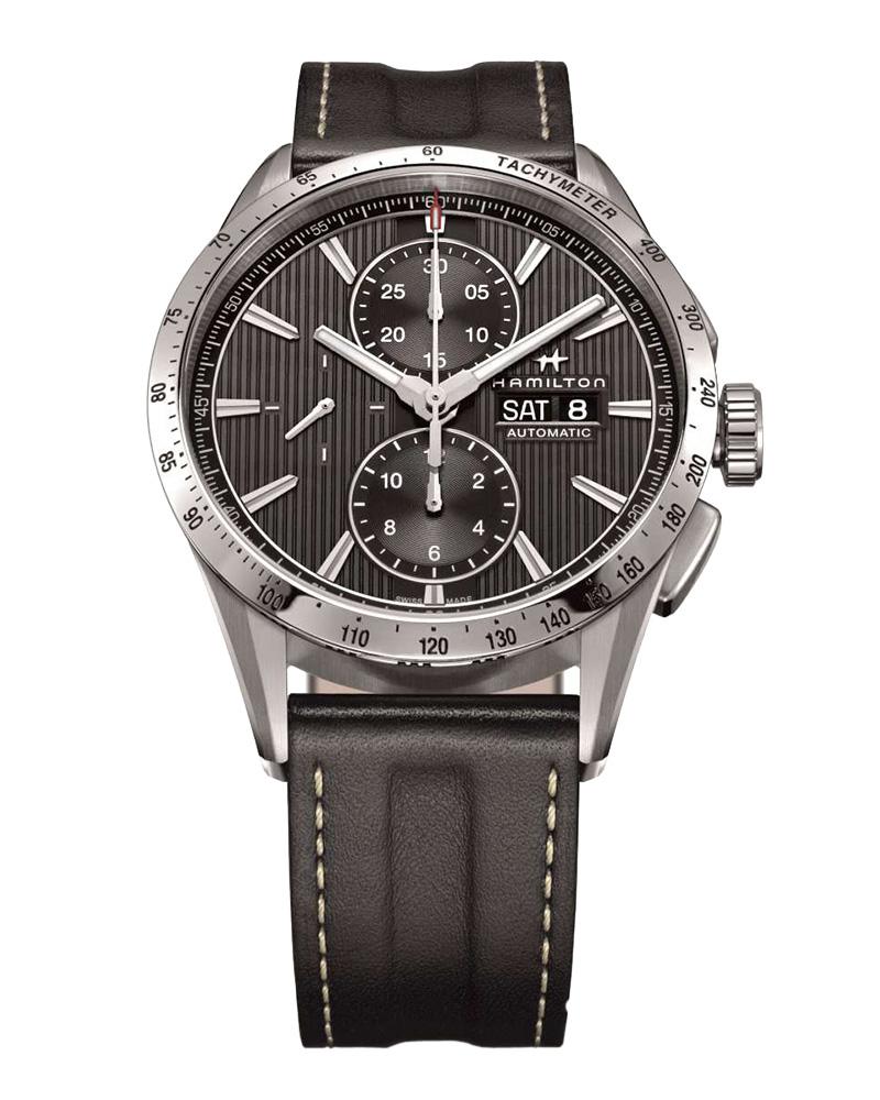 Ρολόι Hamilton BROADWAY AUTO Chronograph H43516731   brands hamilton