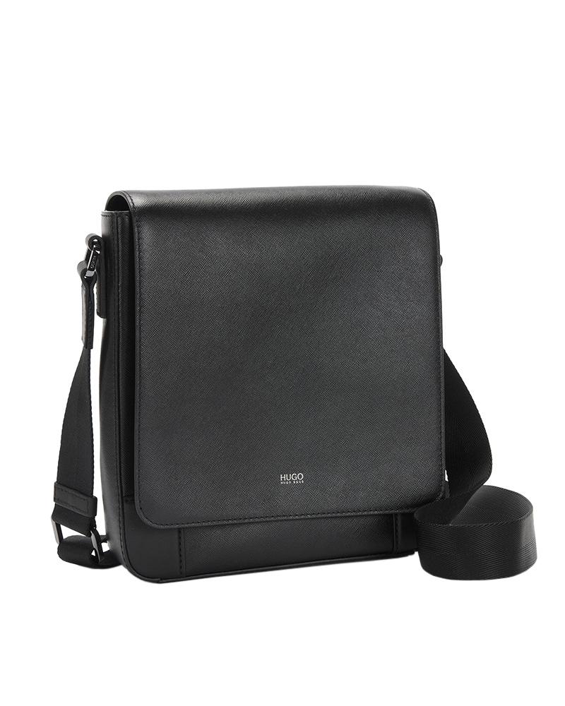 Hugo Τσάντα Ώμου Digital flap 50311993_001   δωρα είδη ταξιδιού   σακίδια