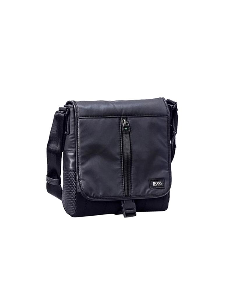 Boss Green Τσάντα Ώμου Mission_NS flap 50320840   δωρα είδη ταξιδιού   σακίδια