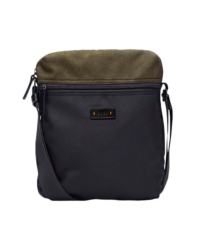 Boss Orange Τσάντα Ώμου Saturn_NS zip 50321424   δωρα είδη ταξιδιού   σακίδια