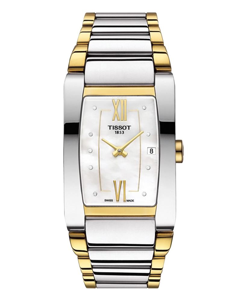 Ρολόι TISSOT GENEROSI-T T1053092211600   brands tissot ladies