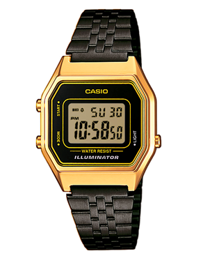 Ρολόι CASIO Collection LA680WEGB-1AEF