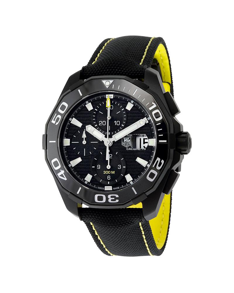 Ρολόι Tag Heuer Aquaracer Calibre 16 CAY218A.FC6361   ρολογια tag heuer