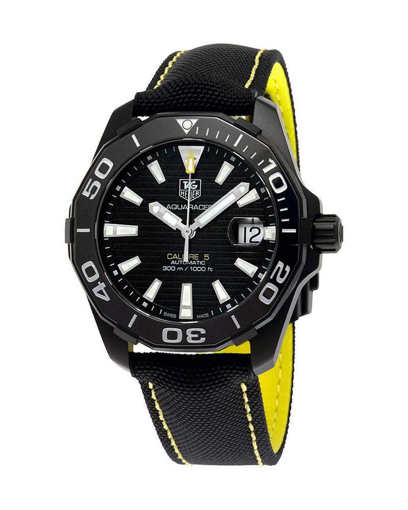 Ρολόι Tag Heuer Aquaracer Calibre 5 WAY218AFC6362   ρολογια tag heuer