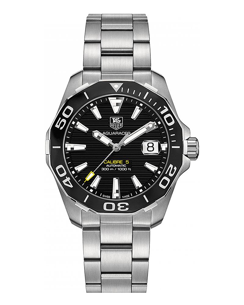 Ρολόι Tag Heuer Aquaracer Calibre 5 WAY201A.BA0927   ρολογια tag heuer
