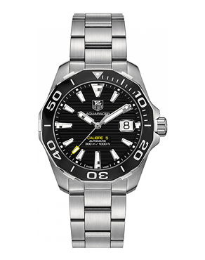 Ρολόι Tag Heuer Aquaracer Calibre 5 WAY201A.BA0927