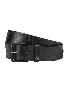 Nixon ζώνη DNA SW DEATH STAR BLACK C2259SW-2383-04