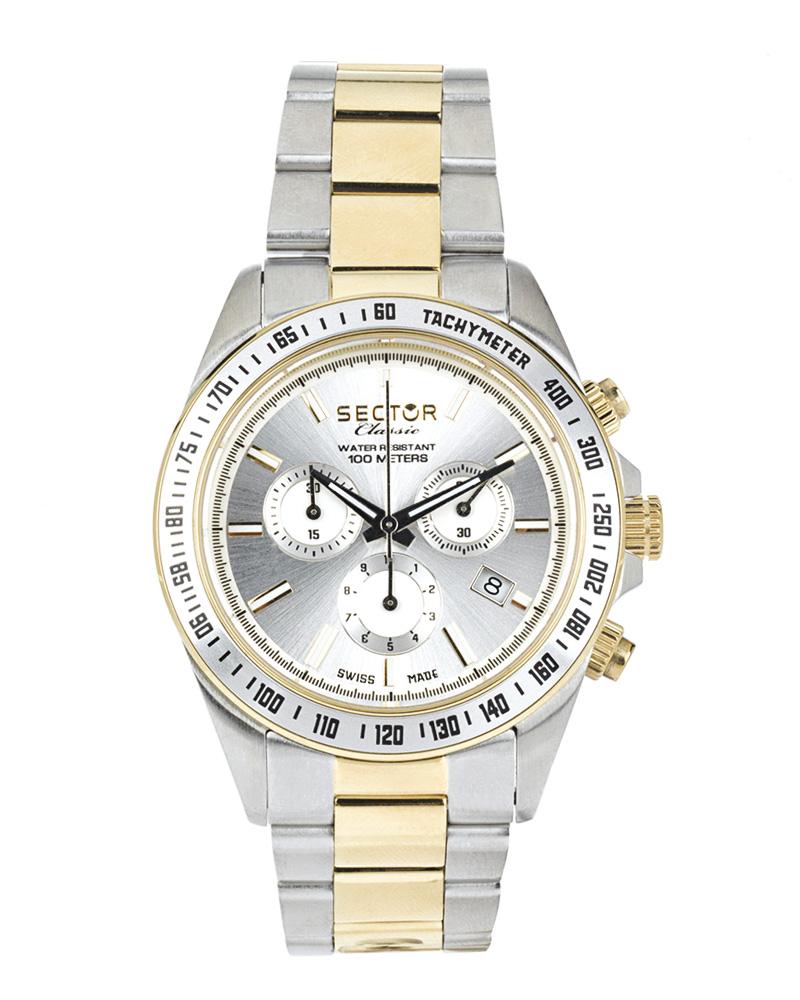 Ρολόι Sector Classic Two Tone R3273785007   brands sector