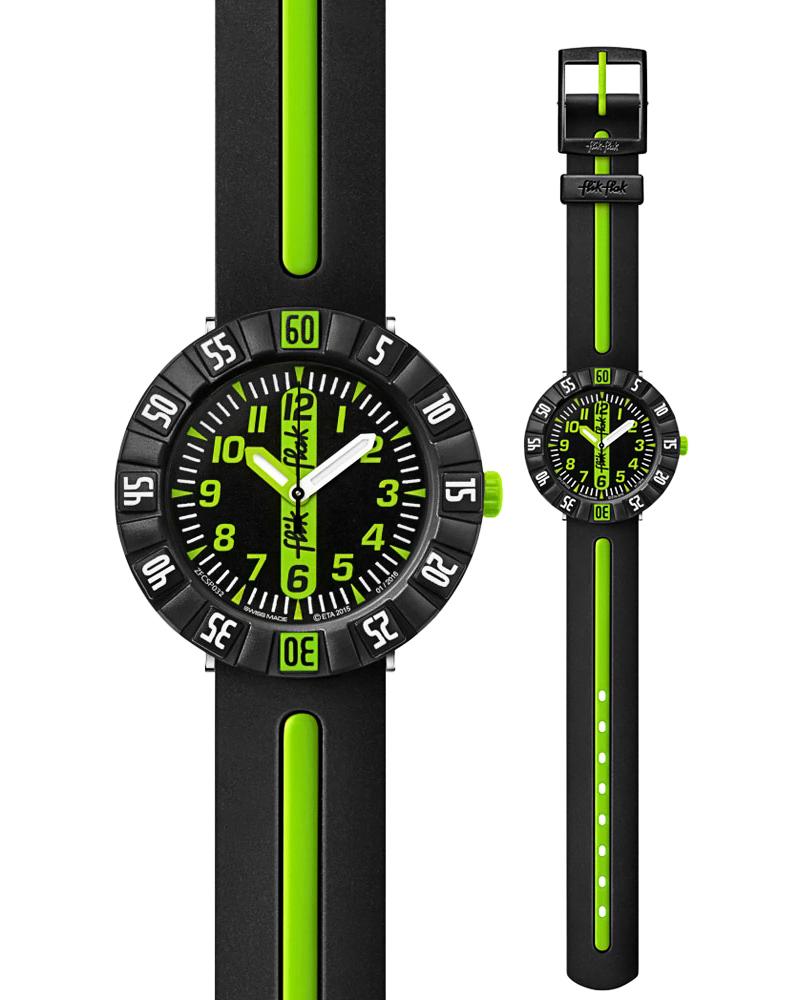 Ρολόι FLIK FLAK Green Ahead ZFCSP032   παιδι παιδικά ρολόγια