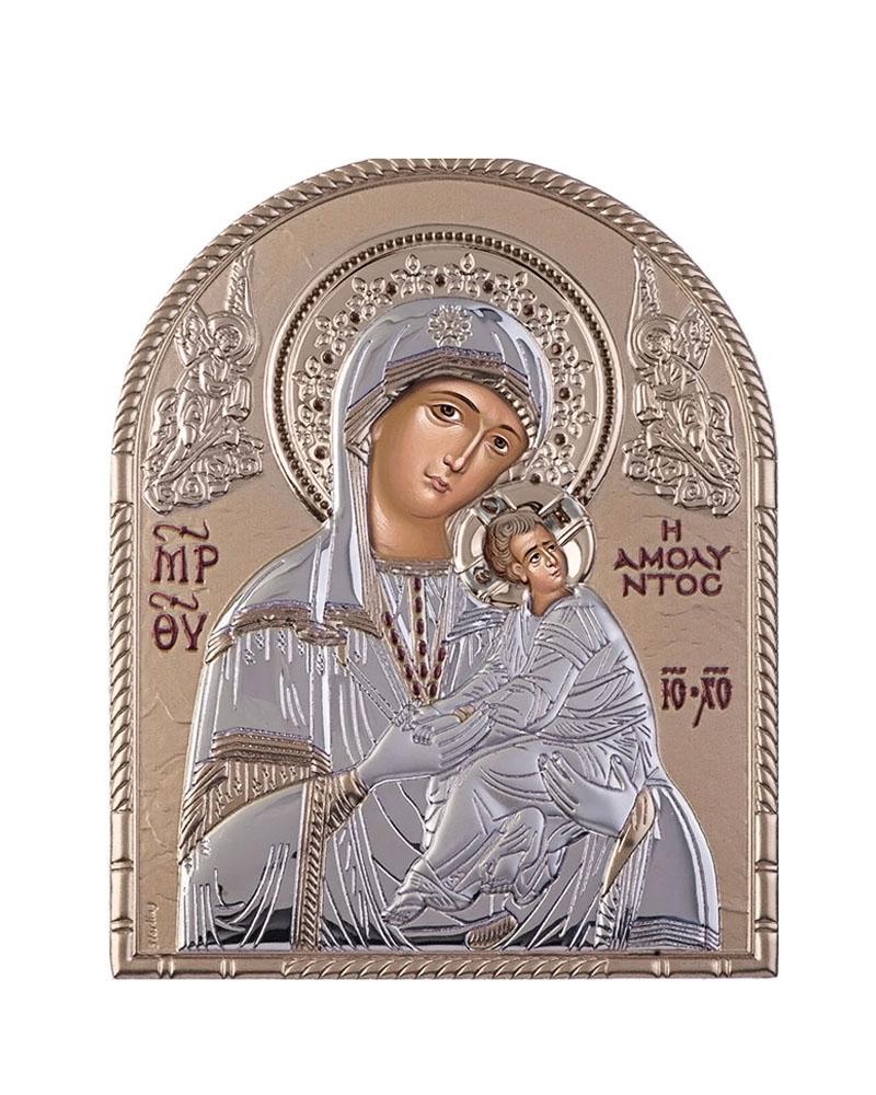 Εικόνα Παναγία Αμόλυντος 00202OFW   δωρα εικόνες