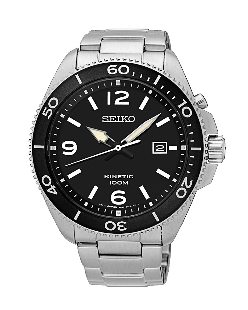 Ρολόι SEIKO Kinetic SKA747P1   brands seiko