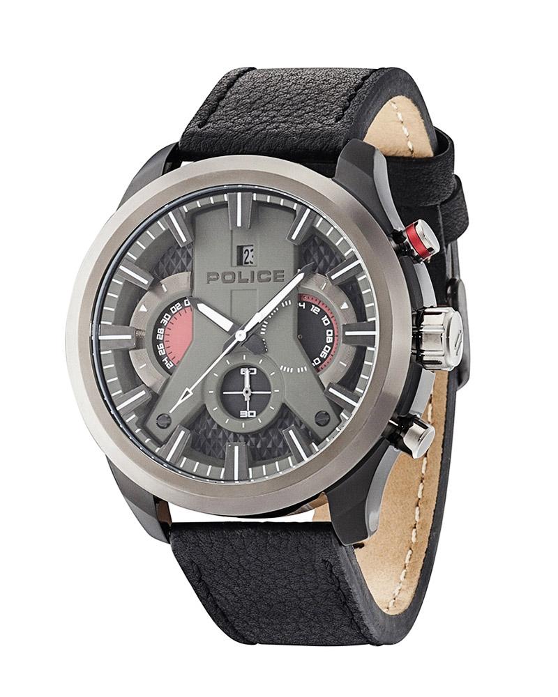 Ρολόι POLICE Cyclone 14639JSBU-02   προσφορεσ ρολόγια ρολόγια από 100 έως 300ε