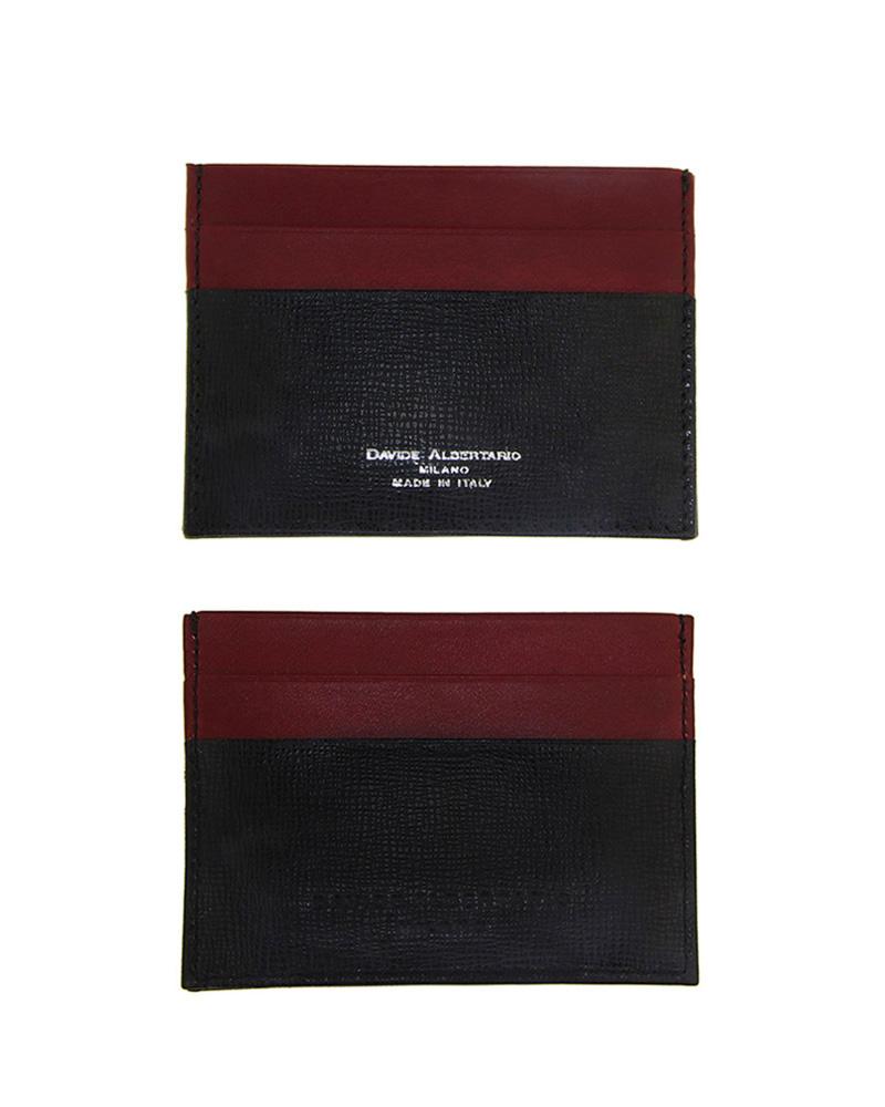 DAVIDE ALBERTARIO MILANO Θήκη καρτών DV00008   δωρα δερμάτινα είδη   αξεσουάρ
