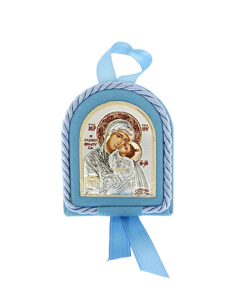 Εικονάκι Παναγία η Γλυκοφιλούσα 00206 DE01804   δωρα εικόνες