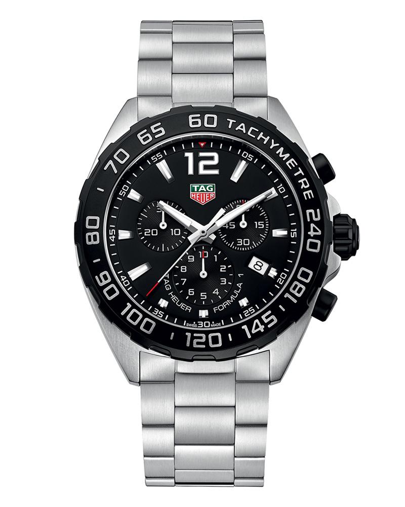 Ρολόι Tag Heuer Formula 1 Chronograph CAZ1010.BA0842   brands tag heuer