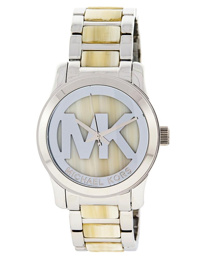 Ρολόι Michael Kors Alabaster Runway MK5787   brands michael kors