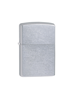 Zippo Αναπτήρας Regular Street Chrome 207