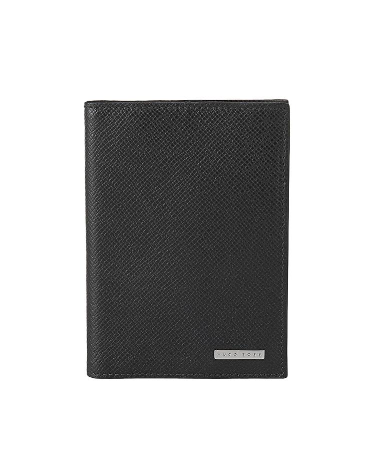 BOSS Θήκη Διαβατηρίου Signature_Passport 50311854_001   δωρα είδη ταξιδιού   σακίδια