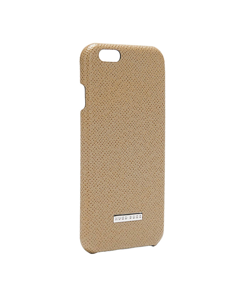 BOSS Θήκη για iPhone 6 Signature μπέζ 50316500_260   γυναικα δερμάτινα είδη