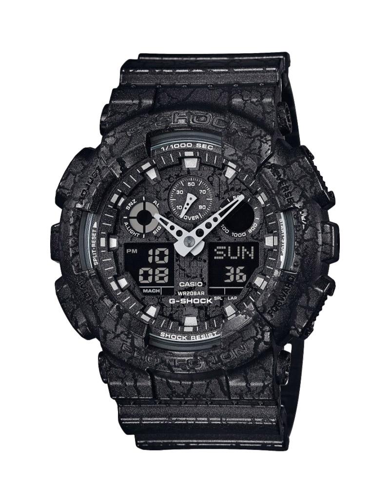 Ρολόι CASIO G-Shock GA-100CG-1AER   ρολογια casio