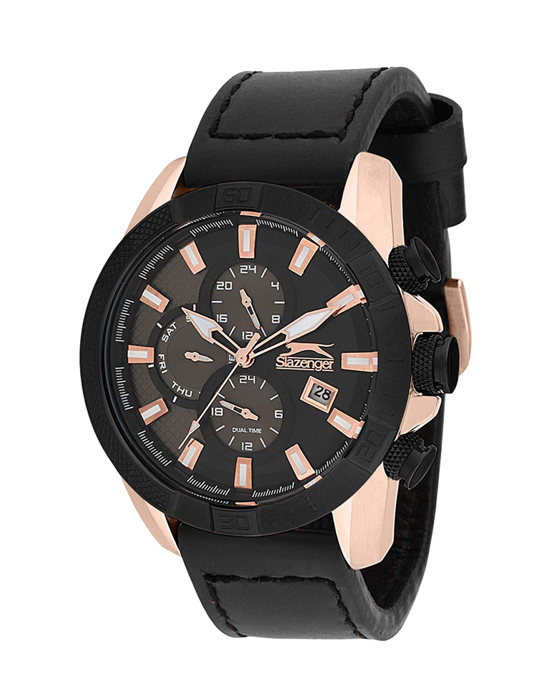 Ρολόι Slazenger DarkPanther SL271252201   brands slazenger