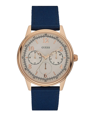 Ρολόι Guess Multifunction W0863G4