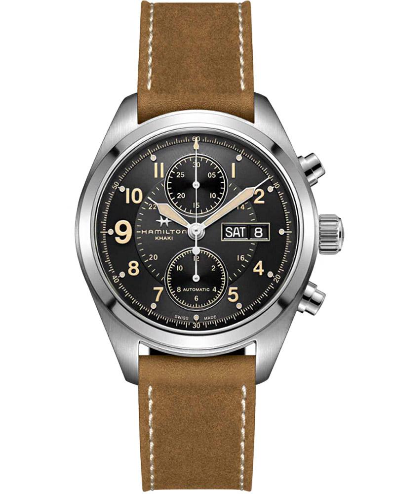 Ρολόι Hamilton Khaki Field H71616535   brands hamilton