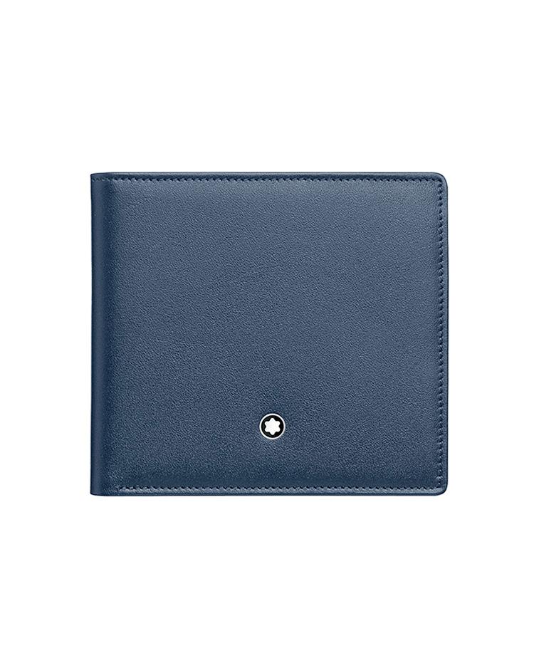 Montblanc Πορτοφόλι Meisterstück Wallet 8cc 114545   ανδρασ δερμάτινα είδη