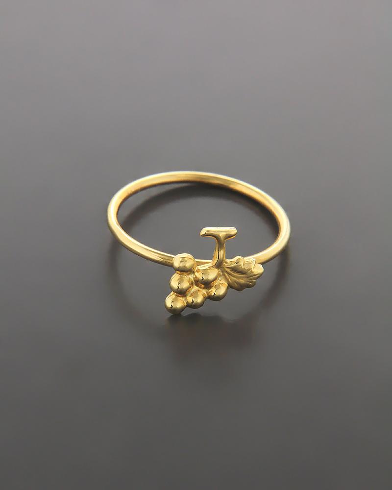 Δαχτυλίδι παιδικό χρυσό Κ18   παιδι δαχτυλίδια παιδικά