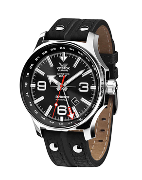 Ρολόι Vostok Europe Expedition North Pole-1 GMT 515.24H-595A500