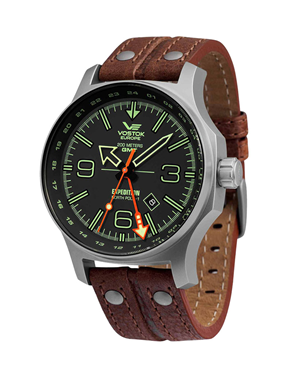 Ρολόι Vostok Europe Expedition North Pole-1 GMT 515.24H-595A501
