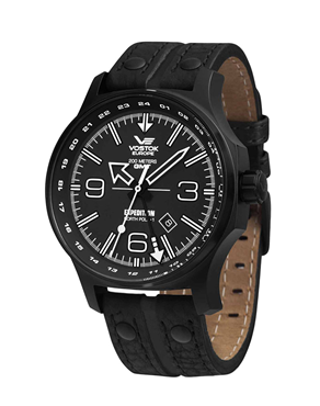 Ρολόι Vostok Europe Expedition North Pole-1 GMT 515.24H-595C502