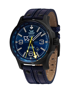 Ρολόι Vostok Europe Expedition North Pole-1 GMT 515.24H-595C503