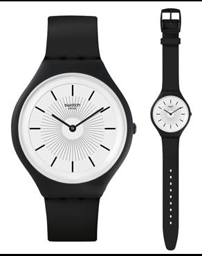 Ρολόι SWATCH Skinnoir SVUB100 95969105b08