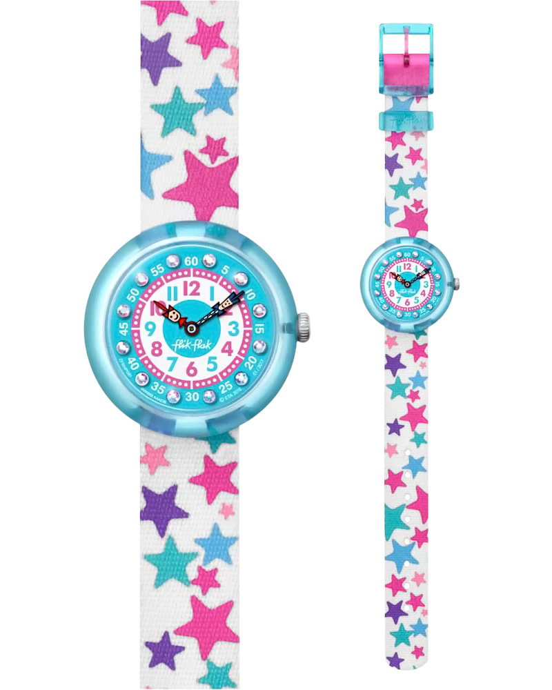 Ρολόι FLIK FLAK Tahtila ZFBNP081   παιδι παιδικά ρολόγια
