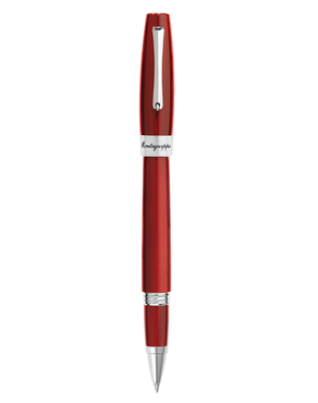 Montegrappa Στυλό Felicità Red Velvet ISFARRIR