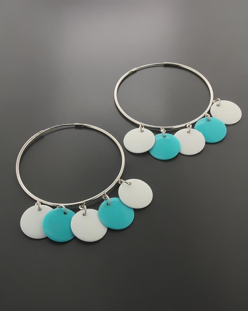 Σκουλαρίκια Κρίκοι ασημένια   γυναικα σκουλαρίκια σκουλαρίκια κρίκοι