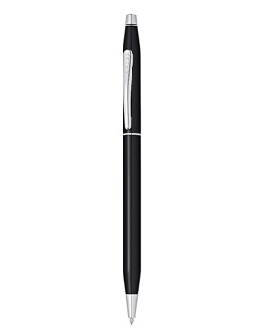 Cross Στυλό Classic Century Black Lacquer Ballpoint Pen AT0082-7