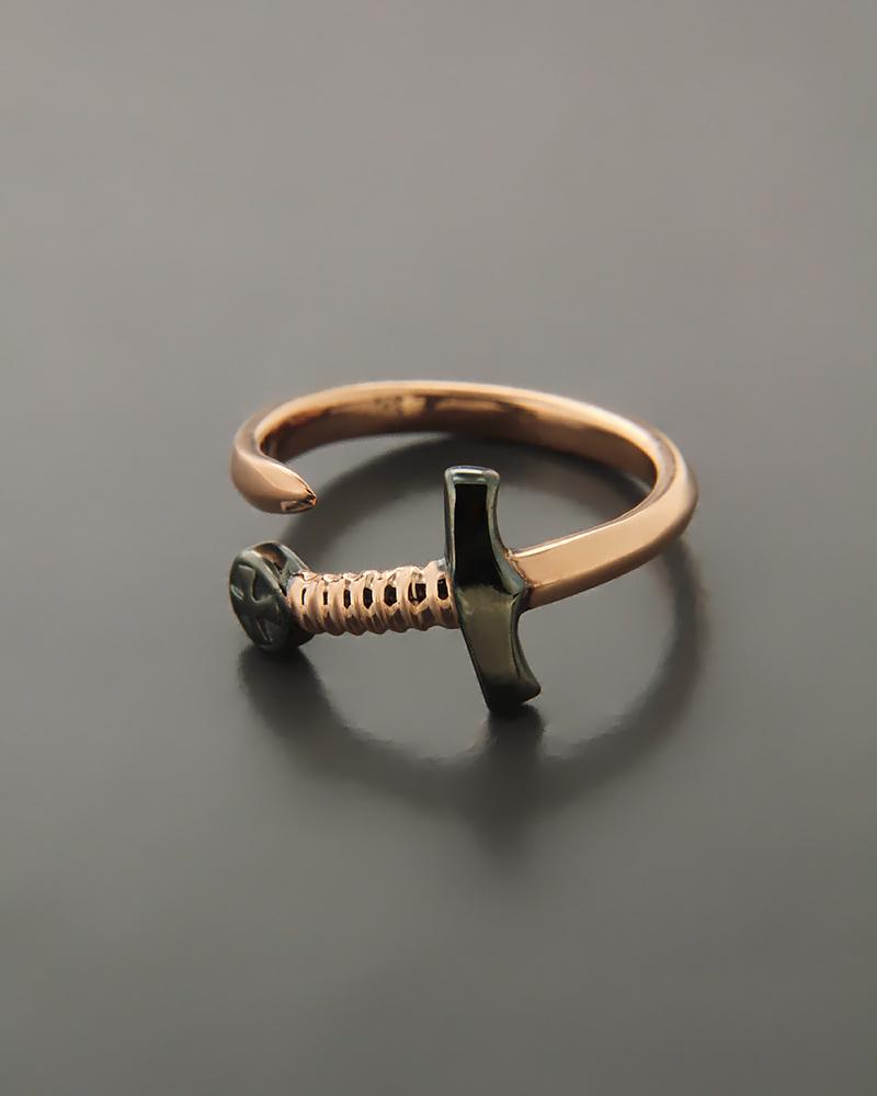 Δαχτυλίδι σπαθί ασημένιο με Ζιργκόν   γυναικα δαχτυλίδια δαχτυλίδια ασημένια