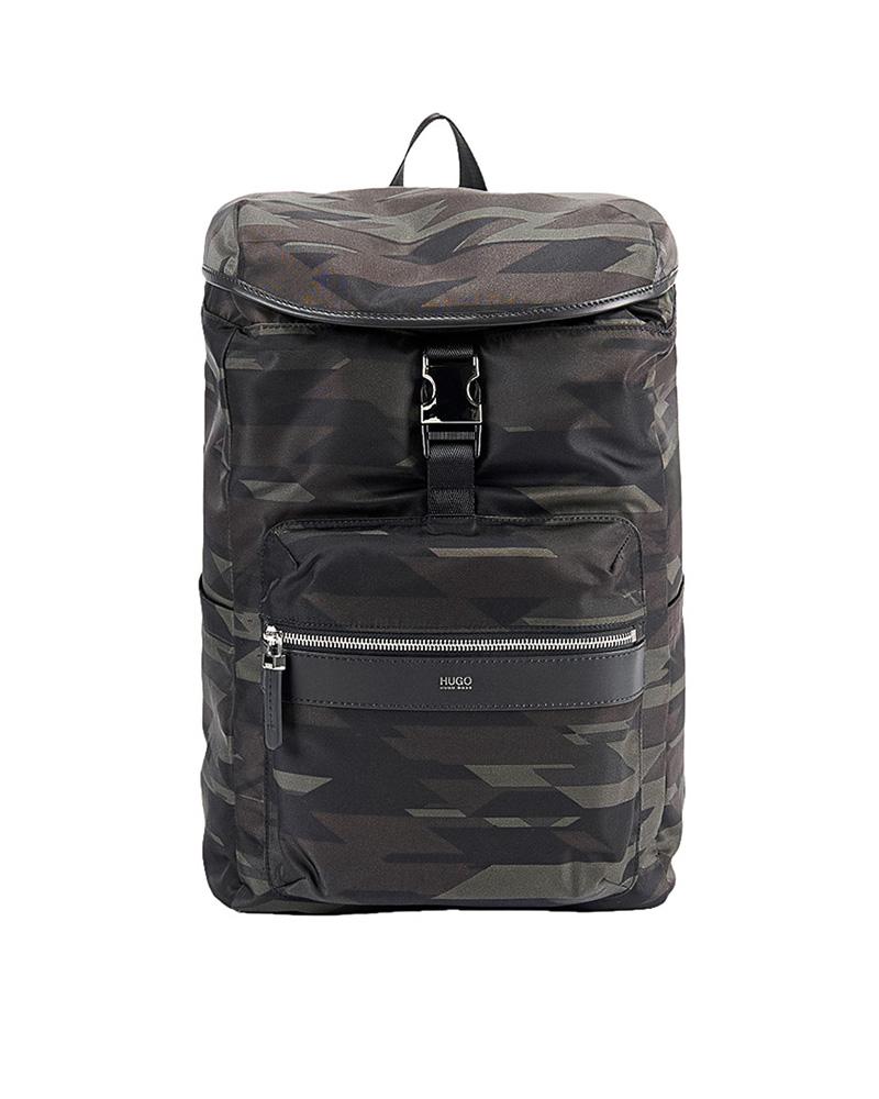 HUGO Σακίδιο πλάτης Digital L_Backpack C 50375448   δωρα είδη ταξιδιού   σακίδια