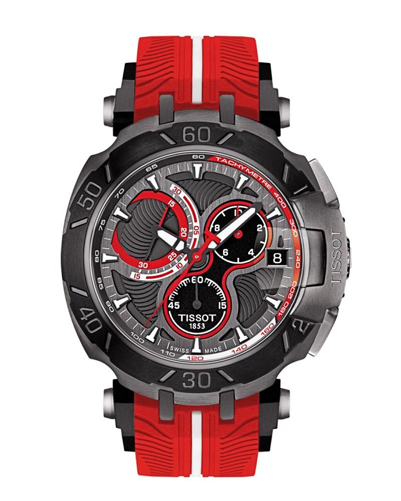 Ρολόι TISSOT T-RACE JORGE LORENZO 2017 T0924173706102   brands tissot sports