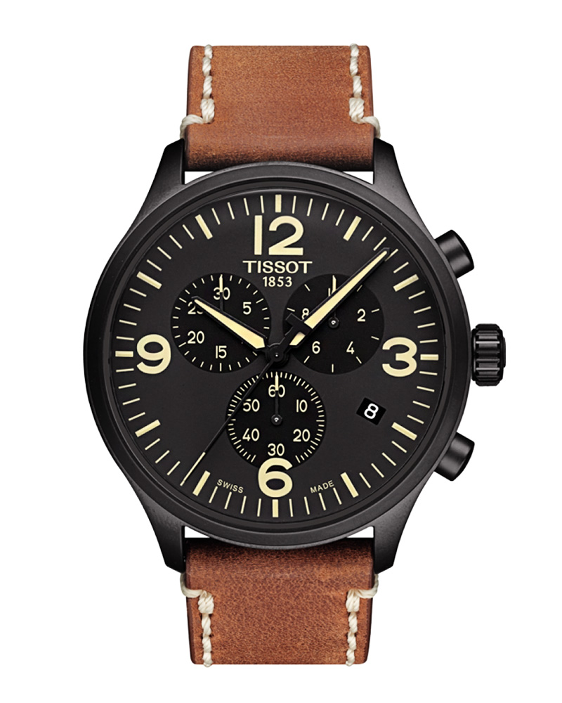 Ρολόι TISSOT CHRONO XL T1166173605700   brands tissot