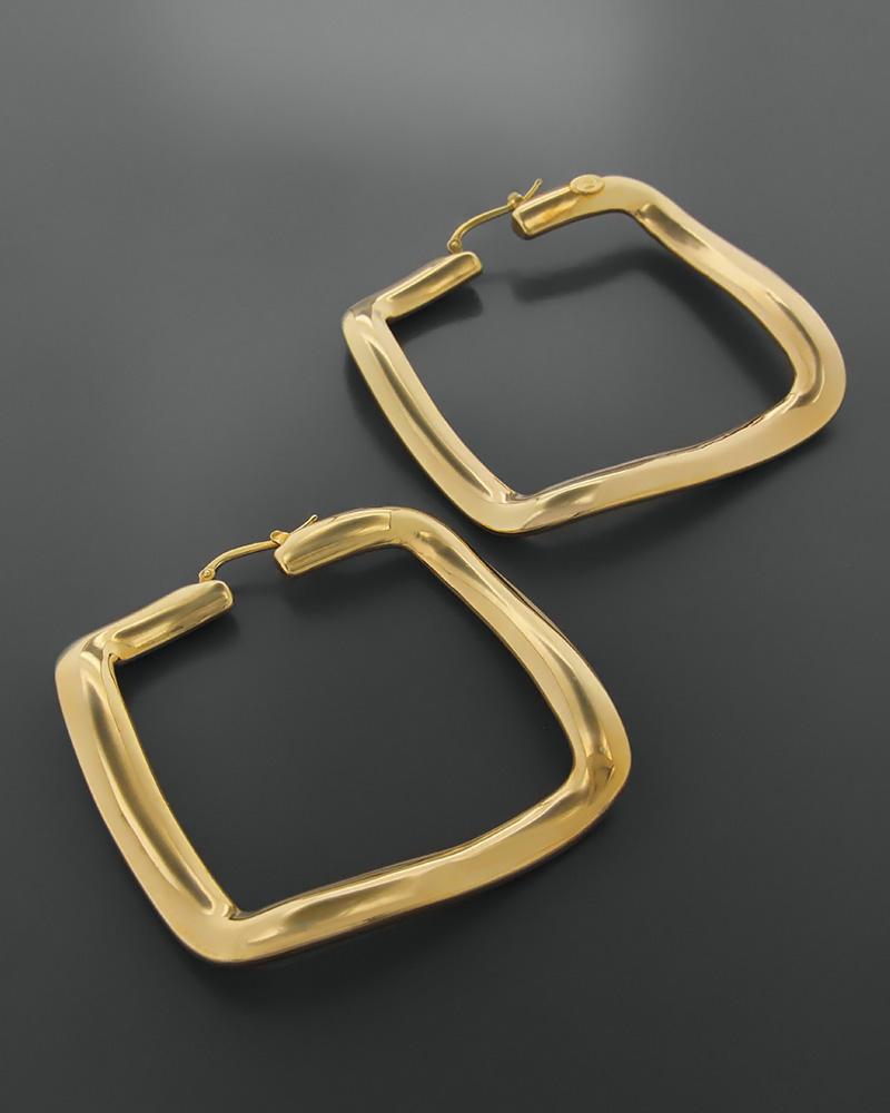 Σκουλαρίκια χρυσά Κ18   γυναικα σκουλαρίκια σκουλαρίκια χρυσά