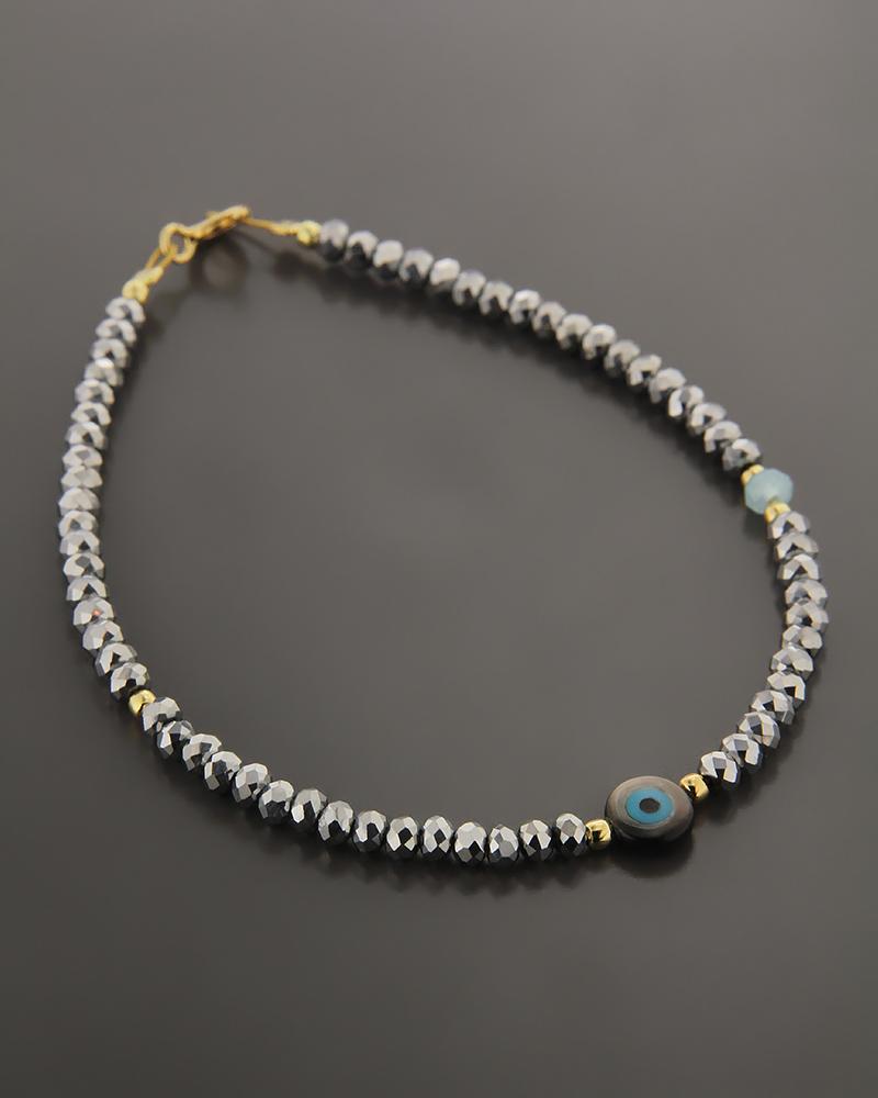 Βραχιόλι ματάκι ασημένιο   κοσμηματα κοσμήματα με ματάκι