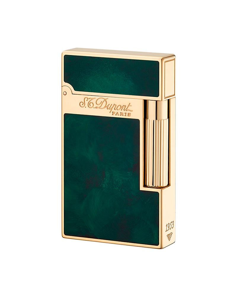S.T. Dupont Αναπτήρας Atelier Yellow Gold Finish 016259   ανδρασ είδη καπνιστού