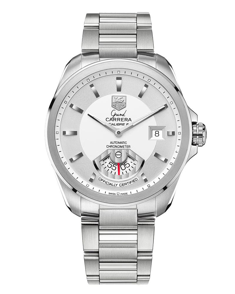 Ρολόι Tag Heuer Grand Carrera Calibre 6 WAV511B.BA0900   προσφορεσ ρολόγια ρολόγια πάνω απο 500ε