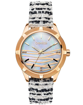 Ρολόι BREEZE Gloriosa Combined Strap 110651.5